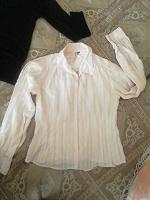 Отдается в дар Нежно-розовая блузка.