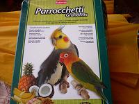 Отдается в дар Корм для попугаев