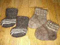Отдается в дар носочки малышу