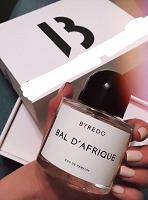 Отдается в дар Bal d'Afriqye Byredo парфюм реплика