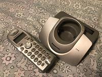 Отдается в дар Стационарный телефон panasonic