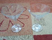 Отдается в дар 2 новых бокала для мартини