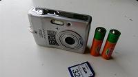 Отдается в дар Фотоаппарат цифровой Nikon L10