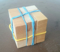 Отдается в дар Кубик-пазл