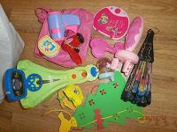 Отдается в дар Игрушки для маленькой девочки