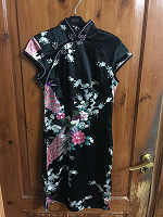 Отдается в дар Китайские платья