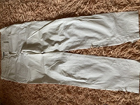 Отдается в дар Белые женские брюки