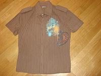 Отдается в дар Рубашка унисекс 46 р-р