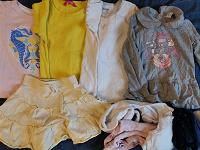 Отдается в дар Одежда для девочки 2 лет
