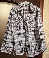 Отдается в дар Рубашка женская с длинным рукавом