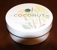 Отдается в дар Крем-масло для тела Coconut