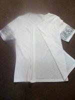 Отдается в дар блуза трикотаж 42-46