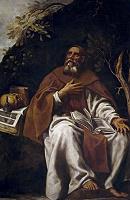 Отдается в дар репродукция Святой Антоний