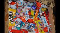 Отдается в дар Коробка сладостей для поднятия настроения