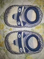 Отдается в дар Носочки-тапочки для малыша