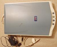 Отдается в дар Старый сканер UMAX Astra 3450