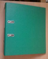 Отдается в дар папка канцелярская зеленая