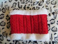 Отдается в дар Зимний шарфик.