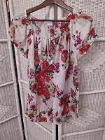 Отдается в дар летняя блузка Camaieu 44-46