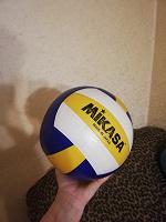Отдается в дар Волейбольный мяч