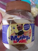 Отдается в дар Шоколадно-молочная паста