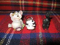Отдается в дар Мышка, крыска и корова.