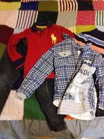 Отдается в дар Пакет вещей на мальчика 104 -110