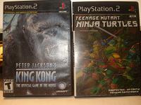 Отдается в дар Игры для PlayStation 2