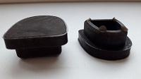 Отдается в дар Набойки для женской обуви, 30х27 мм