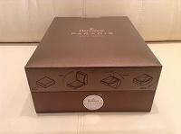Отдается в дар Коробка от коллекционного коньяка