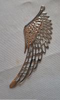 Отдается в дар Железное крыло ангела