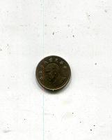 Отдается в дар 1 доллар Тайвань