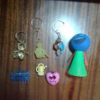 Отдается в дар разные мелкие игрушки для детей