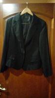 Отдается в дар Пиджак черный 46-48 размер