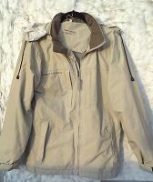 Отдается в дар Куртка от дождя, unisex, р-р M
