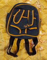 Отдается в дар Детский рюкзачок