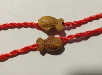 Отдается в дар Рыбки для рукоделия