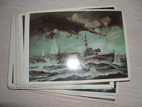 Отдается в дар Открытки с кораблями