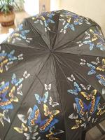 Отдается в дар Зонт с бабочками