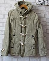 Отдается в дар Оригинальная парка, куртка на весну