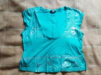Отдается в дар Блуза (под топ?) 52 размер