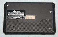 Отдается в дар GPS-навигатор XDevice