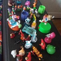 Отдается в дар Маленькие игрушки.
