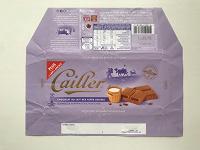 Отдается в дар Обертка от шоколада (Швейцария)