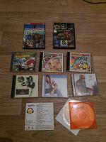 Отдается в дар Диски аудио, игра, DVD