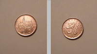 Отдается в дар Монета.