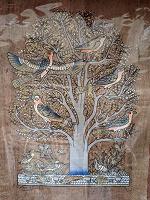Отдается в дар «Дерево життя» на папірусі