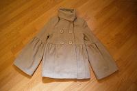 Отдается в дар Шерстяное пальто, S-M