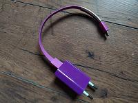 Отдается в дар Зарядное устройство-браслет
