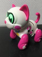 Отдается в дар Робот — кошка игрушка